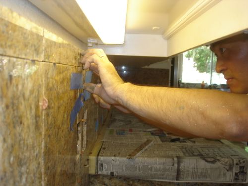 Granite tiles 2007