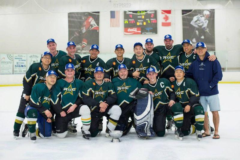 Hockey champs 2013