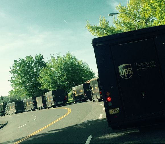 Catering for UPS