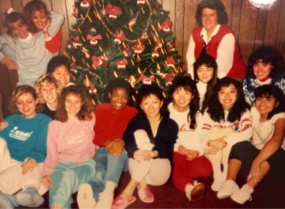 Winning Hall 1987