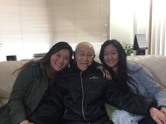 Kim Family time...