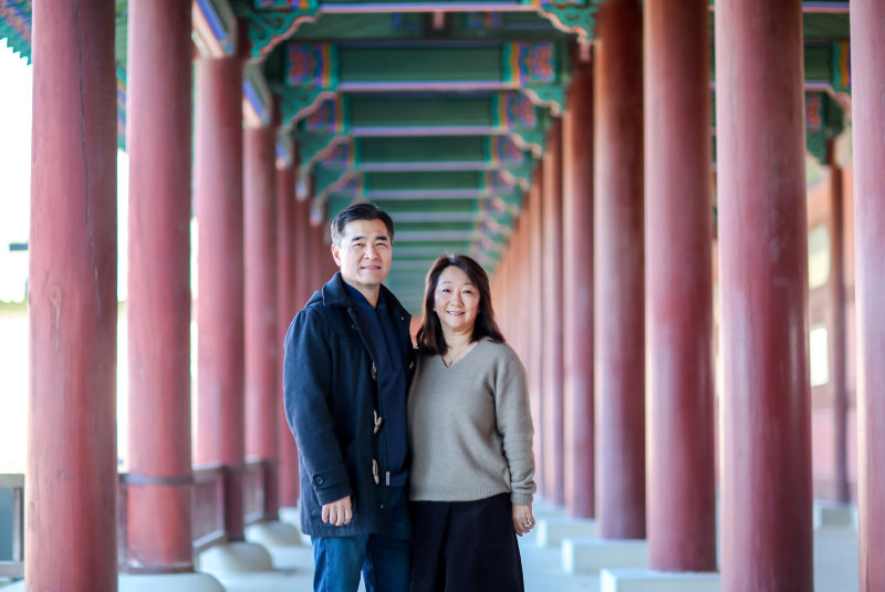 Korea family picture 4