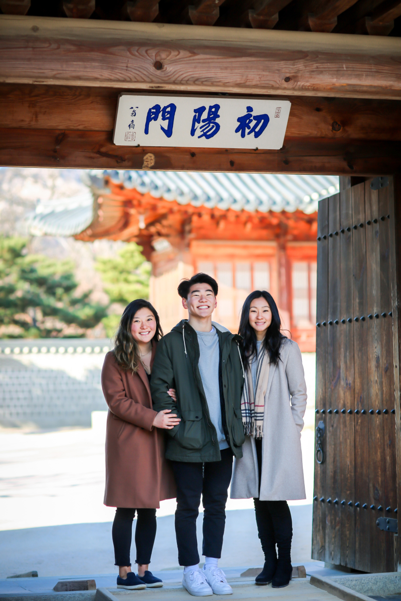 Korea family picture lindsey 2019