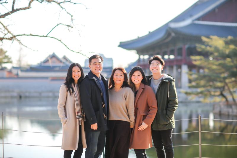 Korea family picture 8
